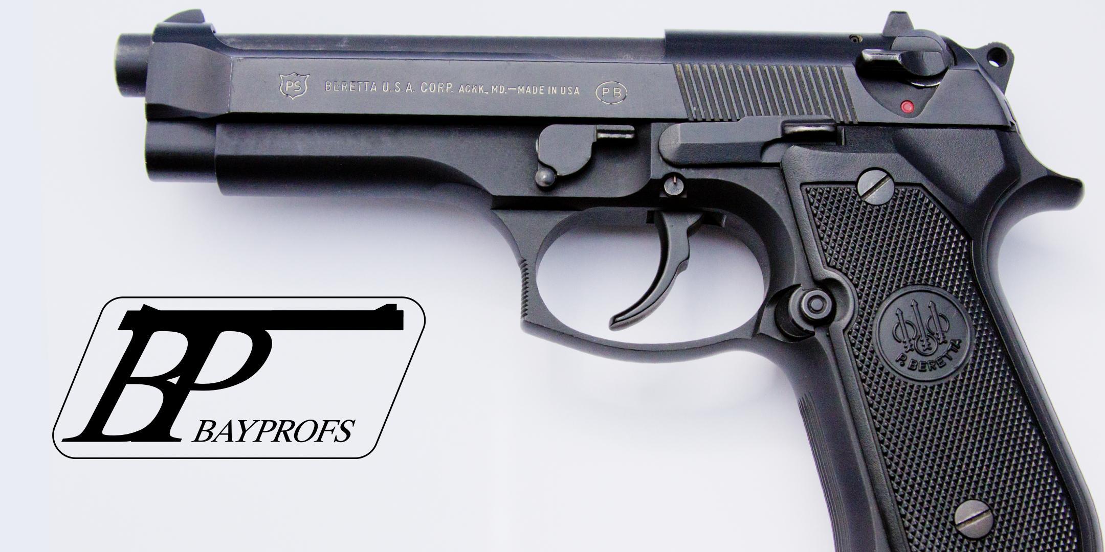 Bayprofs NRA Basics of Pistol Shooting Class